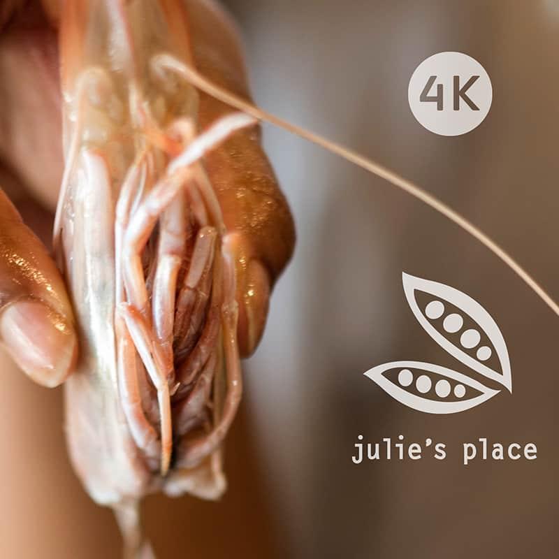 Julie's Place | seafood 4K