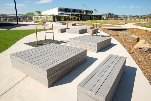 Able Landscaping - commercial promo images