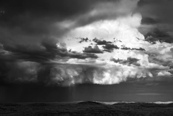 eastern storm - Mt Stromlo