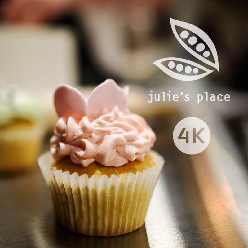 julies place | cupcakes 4K